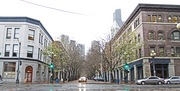 Vacant storefronts along Occidental Avenue South, between South Main and Jackson streets, will be occupied by spring.