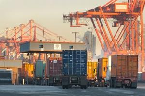 Truck-related diesel particulate emissions dropped 53 percent from 2005 to 2011 at the Port of Seattle, according to a just-released report.
