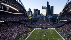 Qwest Field will be renamed CenturyLink Field on June 23.