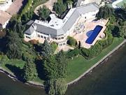 No. 1. An aerial view of the year's most expensive residential real estate deal in King and Snohomish counties: a lakefront home in Medina that sold for $15.25 million. The 6,350-square-foot house has six bedrooms, eight bathrooms and two half-baths. It was sold by the Greg Vik trust to the Michael V. Griffith trustee.
