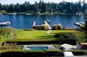 No. 5. The Lake Washington view from the Medina home that sold for $7.25 million.