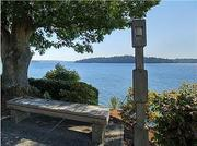 No. 8. A place for peace and quiet at the Mercer Island home that sold for $6.13 million.