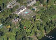 No. 4. An aerial view of the Windermere property that sold for $7.99 million.