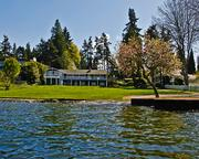 No. 7. This 1942 house on Mercer Island, with 4,330 square feet, four bedrooms and four baths, was sold by Cordell L. Almond Trustees to On the Rock 98040 LLC for $6.75 million.