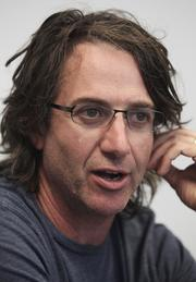 Pearl Jam guitarist Stone Gossard talks about the band's collaboration with environmental nonprofit Forterra to help businesses track and report their energy use.