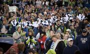 Grateful Seattle fans packed CenturyLink Field on Saturday — 64,140 of them.