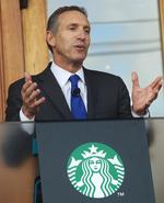 Starbucks restructures global operation