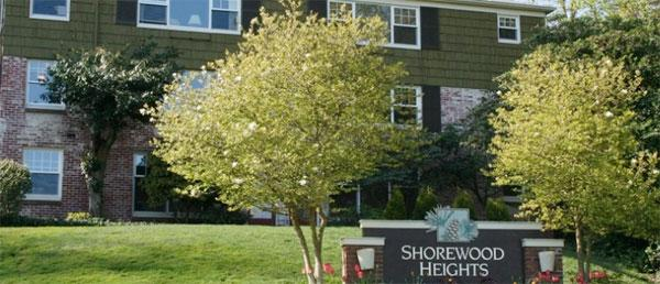 The 645-unit Shorewood Heights apartment complex on Mercer Island sold for $109,927,500 in September 2010.