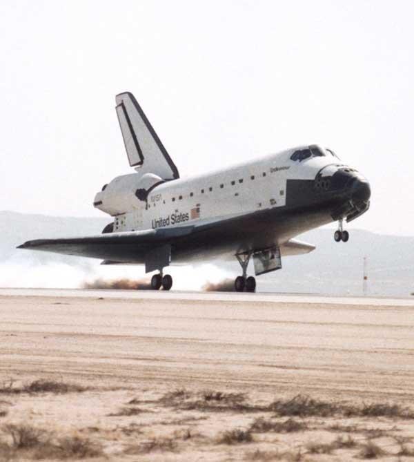 NASA's space shuttle Endeavour