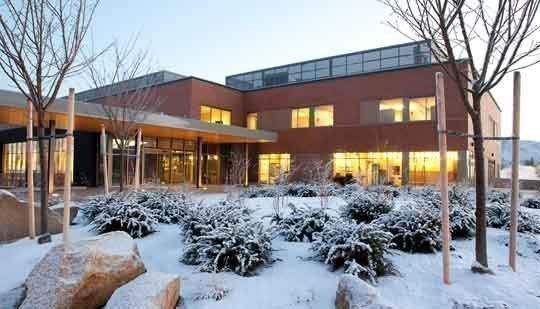The new $75 million St. Elizabeth Hospital in Enumclaw