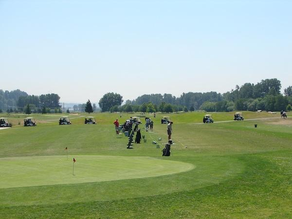 Sumner Meadows Golf Course in Pierce County is on the market, and officials expect an industrial developer to buy the property.
