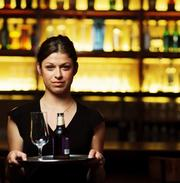 7. Waiter/waitress  Median hourly tips: $6.90  Percentage of total hourly income from tips: 58%