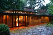 This Sammamish home was designed by Frank Lloyd Wright. Asking price: $1.390 million. Available to view online only.