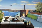 This Lake Union condo at 2800 Fairview Ave. E. was designed by Susan Jones. Asking price: $1.295 million.