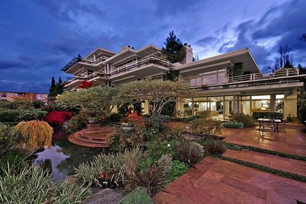 Good Tour Offers Peek At Seattle Luxury Homes By Frank Lloyd Wright Apprentice,  Others (slide Show)