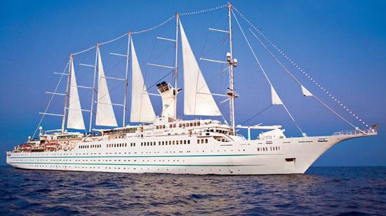 A bankruptcy court in Delaware has approved the sale of Windstar Cruises to TAC Cruise, a unit of Denver billionaire Philip Anschutz's Anschutz Corp., for $39 million.