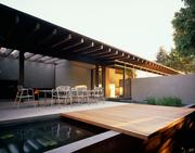 This home in Fauntleroy Cove was designed by Suyama Peterson Deguchi.