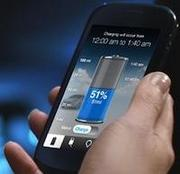 A smartphone app from Ford allows drivers to check the charge status on the Focus Electric.