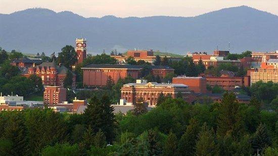 Pullman is home to Washington State University