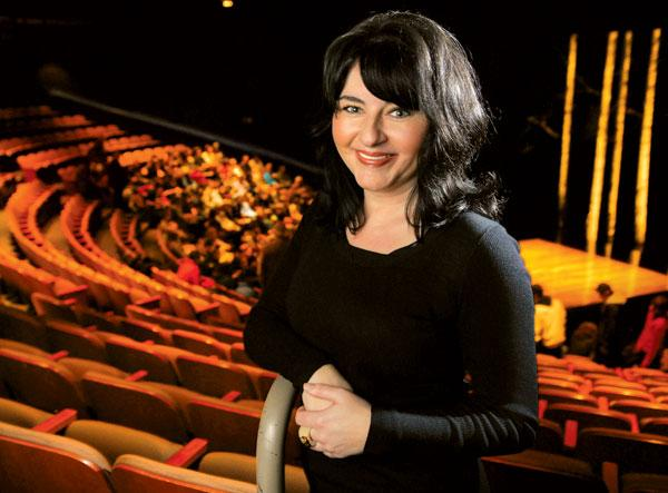Melaine Bennett, Intiman's acting managing director, must lead the theater's financial recovery efforts.