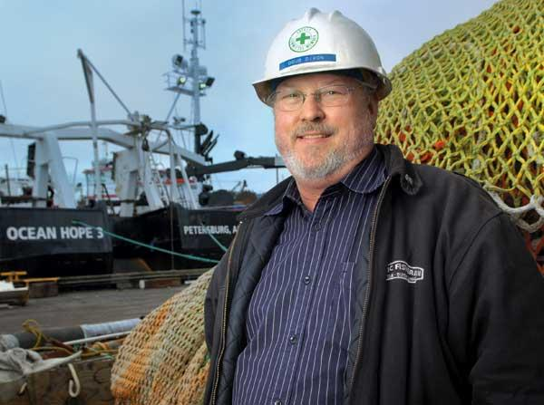 """Some smaller shipyards are getting busier. """"We're turning away work,"""" said Doug Dixon, general manager for the Pacific Fishermen Inc. shipyard in Seattle."""