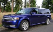 GIFT IDEA: The 2013 Ford Flex Limited AWD, as pictured, has a sticker price of $46,090.