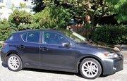 14. 2012 Lexus CT 200hCity MPG: 43Highway MPG: 40Combined MPG: 42