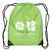 Bags and other gear created by BDA are given to official Olympic partners.