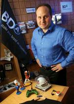 A colleague's tragic death prompts BDA leader to make TV appearance