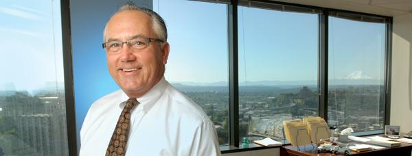 Seattle City Light Chief Compliance Officer Jim Baggs