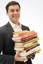 What is the '40 Under 40' crowd reading? Check out this Amazon book list