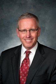Evergreen Healthcare CEO Bob Malte.