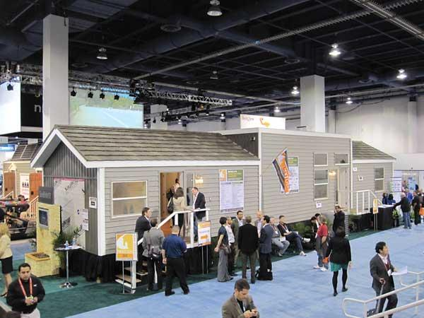 Bellevue-based NextGen Home Experience tours trade shows with a full-scale techie home.