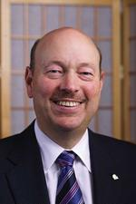 Larry Calkins: Large Private Company CFO of the Year Finalist