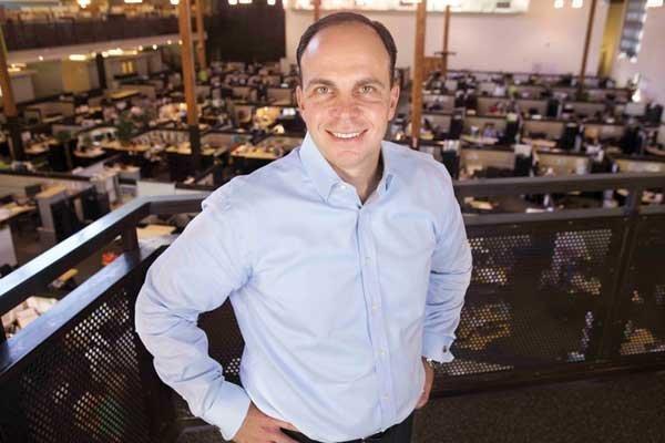 Clearwire CEO Erik Prusch.