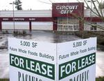 COMMERCIAL REAL ESTATE: New tenants for big boxes