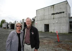 Pat (right) and Jan Cavanaugh lost Auburn land they sought to develop, but despite winning judgments against business partners, haven't recovered the money they lost.
