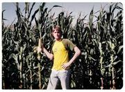Raikes was 20 when he posed next to a corn field at the family farm near Ashland, Neb., in 1978. He started working on the farm when he was 9, and kept at it through his senior year in college. The experience shaped his life.