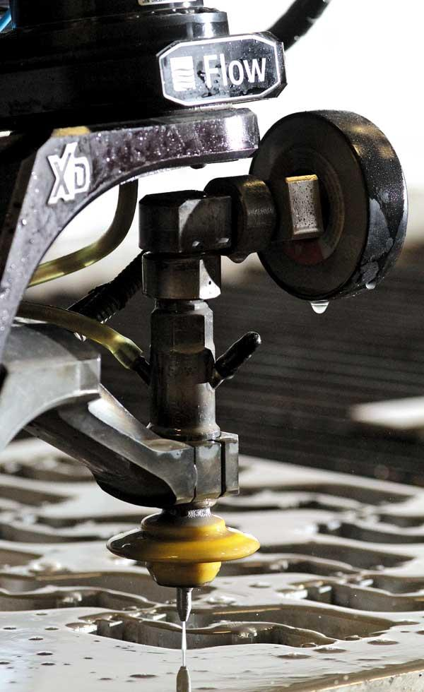 Kent-based waterjet maker Flow International's deal with American Industrial Partners is expected to close on Jan. 31.