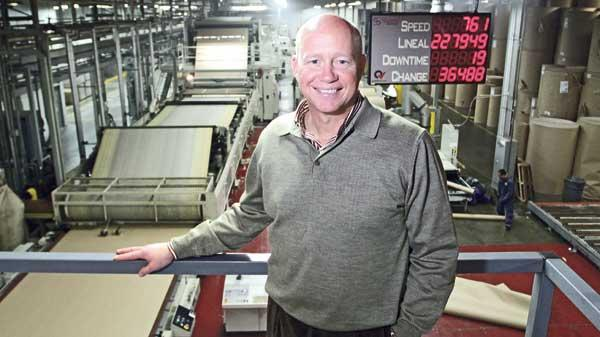 Mark Held, president of Alliance Packaging in Renton, says box-making companies like his tend to be leading economic indicators. He expects 2013 growth as high as 3 percent in the Puget Sound region.