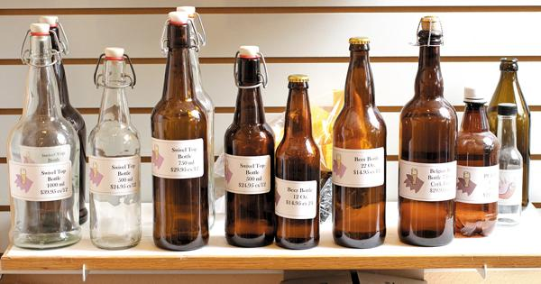 Homebrewing, legalized in Wisconsin in 1981, is growing in popularity nationwide.