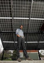 Model Remodel turned to ultra-green building and social media to keep going during the downturn