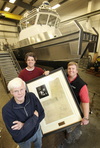 Rozema Boat Works' third generation keeps building strong and shiny aluminum vessels that get the job done
