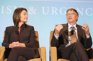 Bill, Melinda Gates, Procter & Gamble