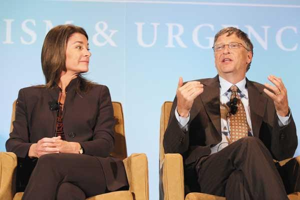 Bill & Melinda Gates Foundation acquired 1.5 million shares of Procter & Gamble in the fourth quarter.