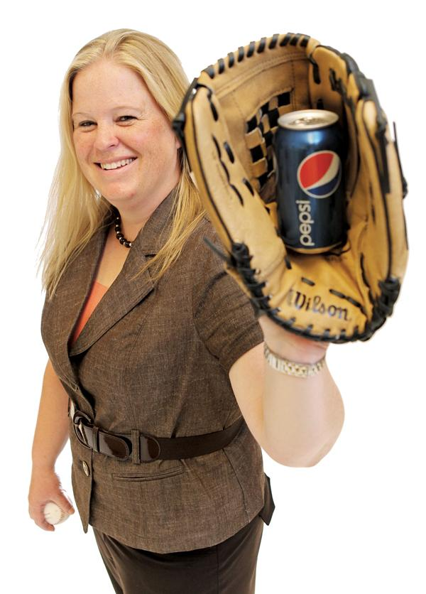 Susan Gillespie has been — and continues to be — a competitive softball player. And her guilty pleasure is her Pepsi addiction.