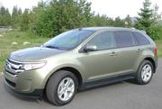 Ford's Edge has a list price of $36,410.
