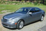 The Mercedes-Benz S350 BlueTec with options has a sticker price of $104,080.