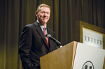 Patti Payne: Ford Motor Co. President and CEO Alan Mulally fills a holiday visit with speeches