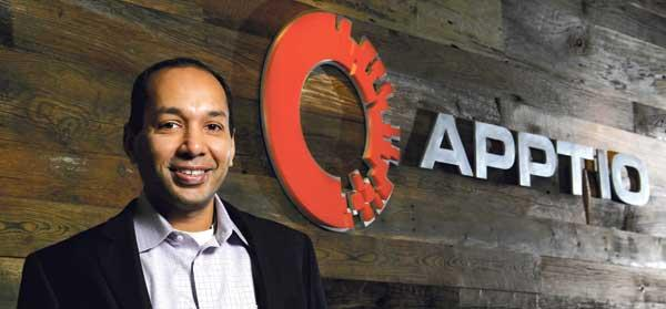 Apptio CEO Sunny Gupta said this week he believes his company can be the next big technology icon to come out of the Pacific Northwest.